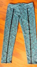 "dgoodthings GYM:active wear/workout long leggings(size 12/XL)waist 34""-36"""