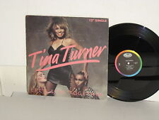 TINA TURNER Let's Stay Together + I Wrote A Letter 12 inch 1983 Capitol Soul