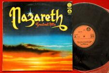 NAZARETH GREATEST HITS UNIQUE ORANGE LAB EXYU LP N/MINT