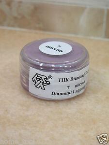 1 bottle THK 7 micron Diamond polishing lapping paste pastes compound 20 Gram