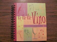 Va-Va-Va- Vino the Ultimate Wine Journal