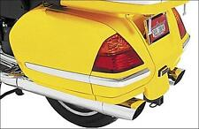 4-Piece Chrome Saddlebag Molding Set for Goldwing GL1800  '01-'10  (52-612)