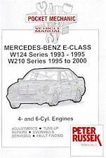 Mercedes Benz E Class Petrol W124 '93-'95, W210 '95-'00
