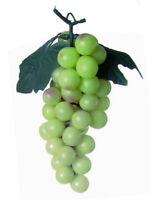 Trauben mit Blättern, grün 1 Stück