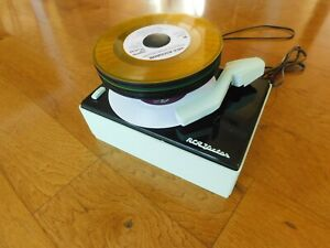 RCA 45J2 RECORD PLAYER automatic CHANGER 1 speed 45 RPM RESTORED watch  play