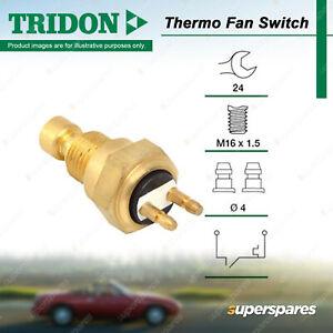 Tridon Thermo Fan Switch for Honda Acty City Civic EK AH ED Integra Orthia CRX