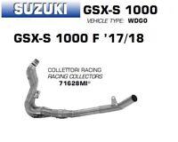 ARROW KRÜMMER RACING EDELSTAHL SUZUKI GSX-S 1000 F 2017-2018