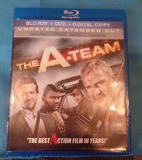 A-TEAM, DVD, SINGLE DVD FORMAT DISC IN BLU RAY CASE, NO DIGITAL