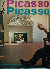 PICASSO - Duncan David Douglas, I Picasso di Picasso. Garzanti, 1961