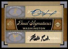 2012 SP Signature Dual Signatures #WAS12 Destin Hood/Matthew Purke Auto