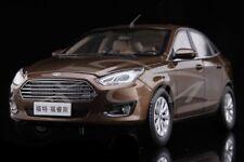 Diecast Car Model Ford Escort 1:18 (Brown) + GIFT!!