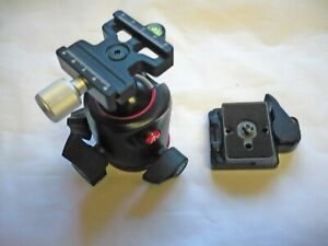 Manfrotto MHXPRO-BHQ2 Ball Head with Arca Swiss and Manfrotto Clamps