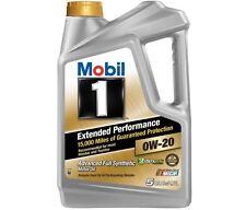 Mobil 1 Extended Performance 0W-20 Advanced Full Synthetic Motor Oil 5 Quart