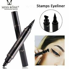 Winged Wing Eyeliner Stamp. SUPER FAST UK DELIVERY. Thin, Black, Vamp, Cat Eye