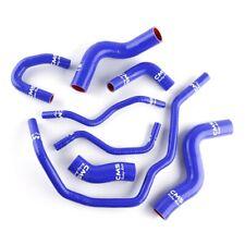 Fit VW Golf GTi MK5 2.0 TFSI Turbo Silicone Coolant & Heater Radiator Hose Kit