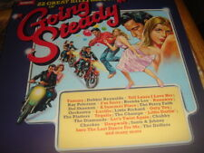 VARIOUS Going Steady 1980 UK vinyl LP EXCELLENT CONDITION OST SOUNDTRACK Film