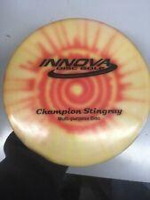 Rare Innova Champion Stingray Oop. Lightly used. Minor ink. 180g