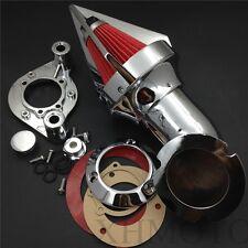 Spike Air Cleaner Kits Fit 1991-2006 Harley Davidson Xl Models Sportstar Chrome