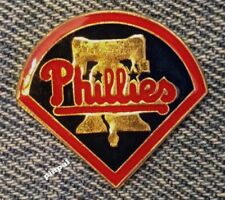 Philadelphia Phillies Logo Pin~Official MLB~Baseball~90's vintage by C. P. & D.