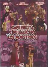 DVD - Caperucita y Pulgarcito vs Los Monstruos NEW FAST SHIPPING !