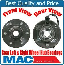 2/ 100% New REAR Wheel Bearing & Hub Assembly for 11-14 Ford Expedition REAR