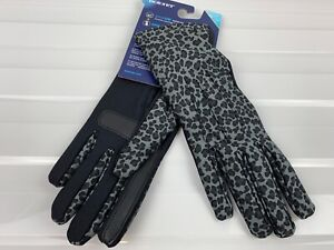 Isotoner Women's Gloves SmartDRI SmartTOUCH Various Colors Animal Solid One Size