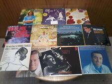 VINTAGE POP ETC. VINYL RECORD ALBUMS LOT OF 12