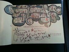 Scott C Campbell Amazing Everything signed doodled great showdowns