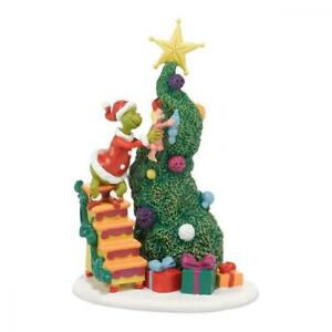 DEPT 56 GRINCH VILLAGE IT TAKES TWO GRINCH AND CINDY LOU 4038647