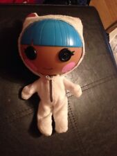 Lalaloopsy Doll In White Cat Suit Appox 8 Inch