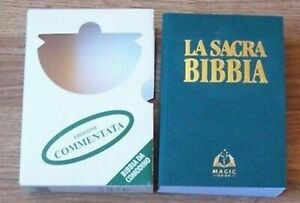 La Sacra Bibbia, Tascabile da comodino,