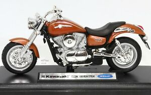Kawasaki Motorcycle Collection 1:18 Scale Die-cast Model Toy CHOOSE YOUR BIKE