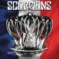 Scorpions - Return to Forever (France Tour Edition) [New CD] Germany - Import