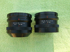Vintage Mamiya RB67 No. 1 45MM Auto Extension Tube LT9