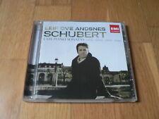Leif Ove Andsnes - Schubert : Late Piano Sonatas - D850, 958, 959 & 960 -2CD EMi