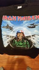 Iron Maiden Texas Event Shirt 2010 Final Frontier Tour Size SMALL S TX