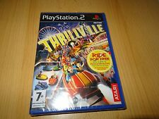 Sony PlayStation 2 Ps2 Thrillville Atari Video Game