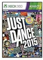 Just Dance 2015 Xbox 360 Kids Kinect Game Brand New Sealed Dancing Music