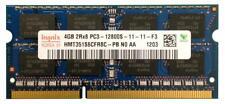 HYNIX 4 GB 2Rx8 PC3 12800S Memoria Ram 03 HMT351S6CFR8C-PB Portátil Notebook