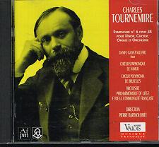 CD album: Charles Tournemire: symphonie N°6. Pierre Bartholomée. auvidis. A