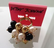 Betsey Johnson Cocktail Ring