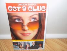 Get A Clue (DVD, 2005) Lindsay Lohan - BRAND NEW, SEALED