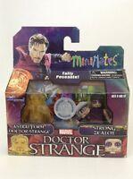 Marvel Minimates Astral Form Doctor Strange & Strong Zealot Toys R Us Exclusive
