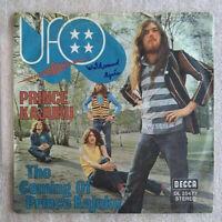 "7""  UFO -  PRINCE KAJUKU  ***    PROG. ROCK  1971"