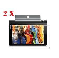 "2 x Lenovo Yoga Tab 3 YT3-X50F 10.1"" Tablet Clear Screen Protectors [2-Pack]"