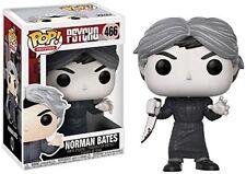 Funko POP ! Movie Psycho - Norman Bates - 466 Black and white - Horror - NEW !!!