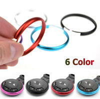1Pc Key Fob Case Replacement Ring For Mini Cooper 08-13 R55 R56 R57 R58 R59 R60