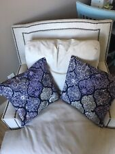 hwy 50 Throw Pillow Covers