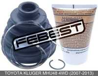 Boot Inner Cv Joint Kit 78X86X23.5 For Toyota Kluger Mhu48 4Wd (2007-2013)