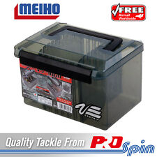 Meiho Spinnerbait Box - VS-4060 Tackle Box Holds 20 Spinnerbaits or Fishing Lure